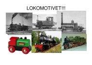 Lokets historia - Teknik från Lillåns skola