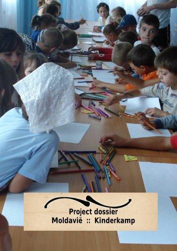 Project dossier Moldavië :: Kinderkamp - Livingstone
