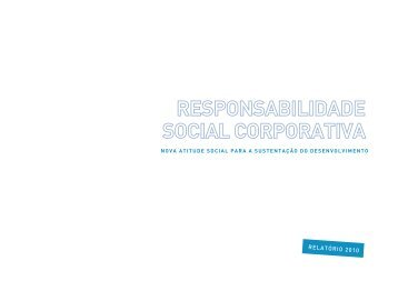 Relatório 2010 - Responsabilidade Social ... - Instituto Embratel