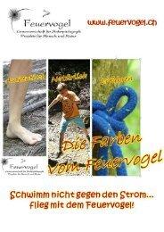 Feuervogel Genossenschaft - Newsletter - Sommer - Winter 2015
