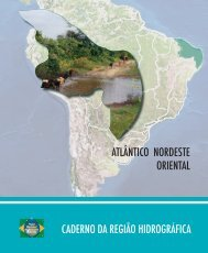 caderno da região hidrográfica atlântico nordeste oriental