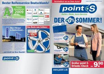 Bester reifenservice Deutschlands! - pointS-Heinzelmann