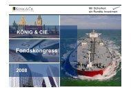 Fondskongress - FONDS professionell
