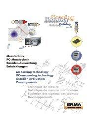 Digital Panel Meter - ERMA-Electronic
