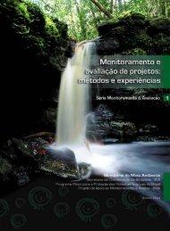 Monitoramento e avaliação de projetos - Ministério do Meio Ambiente