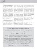 """7. Wiener Symposium """"Psychoanalyse & Körper"""" - Österreichischer ... - Seite 7"""
