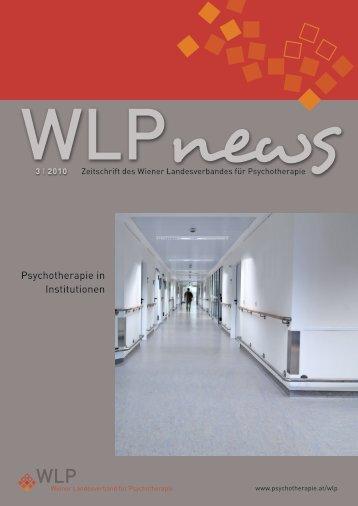 u31 u26 - Österreichischer Bundesverband für Psychotherapie