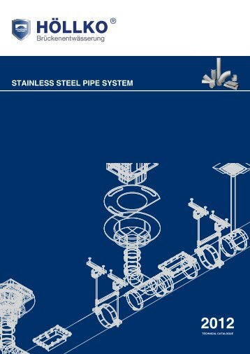 Stainless Steel Pipe System (PDF 3,2MB)