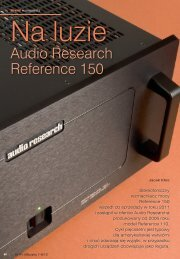 Audio Research Reference 150 - Audiofast