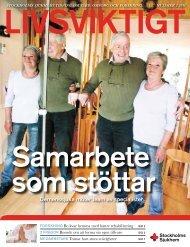 Livsviktigt nummer 2 - Stockholms sjukhem