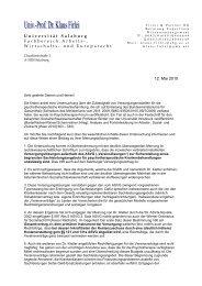Univ.Prof. Dr. Firlei - Österreichischer Bundesverband für ...