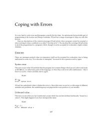 Coping with Errors - Squarespace