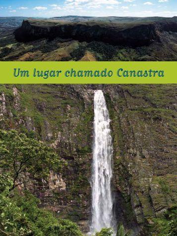Um lugar chamado Canastra - Ministério do Meio Ambiente