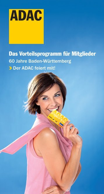 Flyer - ADAC