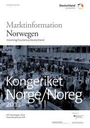 Marktinformation Norwegen - Deutschland