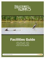 Facilities Guide - Bradford Woods