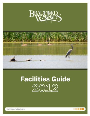 Facilities Guide - Bradford Woods