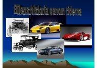 Bilens historia - Teknik från Lillåns skola