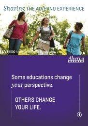 Alumnae Referral - Alverno College