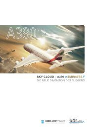 airBuS a380 - Fonds Professionell