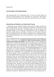 Hagen Kühn - Arbeitsgruppe Alternative Wirtschaftspolitik
