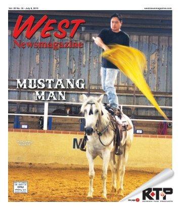West Newsmagazine 7/8/15
