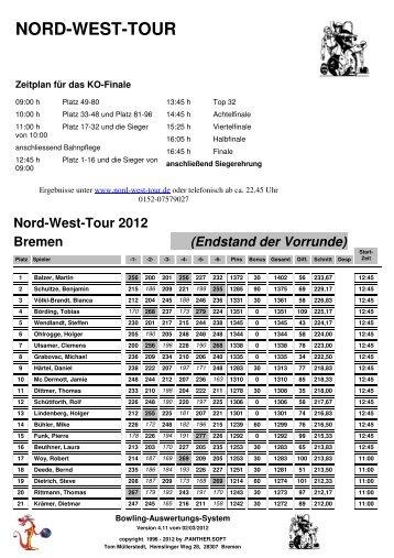 Bremen - Nord-West-Tour