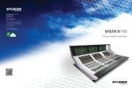 Studer Vista 5 M2 Brochure - ATT Audio Controls