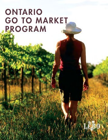 Ontario Go to Market Program - 2008 - Doing Business with LCBO