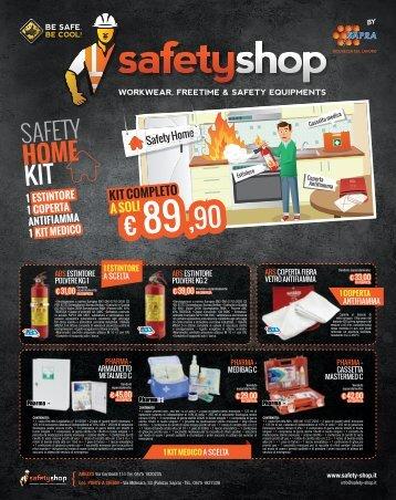 1 occhiale - Safety Shop