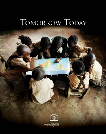 Tomorrow today; 2010 - unesdoc - Unesco