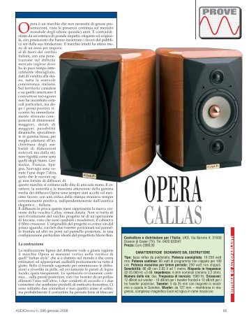 Callas - Audio Review.pdf - 4Audio
