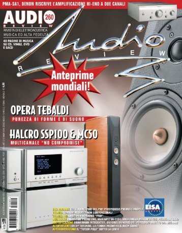Opera Tebaldi Audio Review septe... - 4Audio