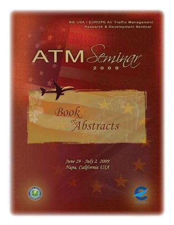 Book of Abstracts - the ATM Seminar website