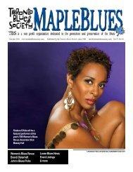 Muchas Gracias - Toronto Blues Society