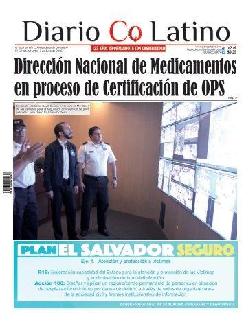 Edición 7 de Julio de 2015