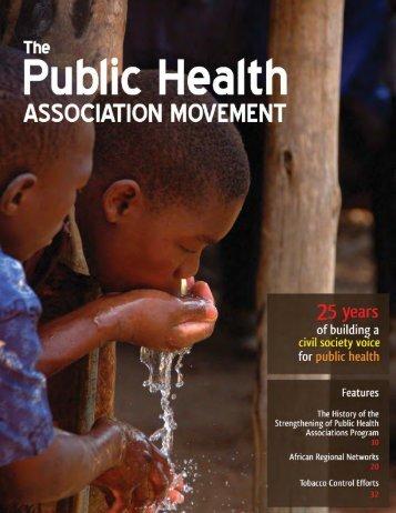 English - World Federation of Public Health Associations