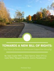 The Dream Team - Towards a New Bill of Rights