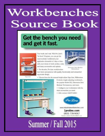 Workbenches Source Book