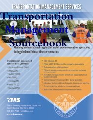 Transportation Management Services