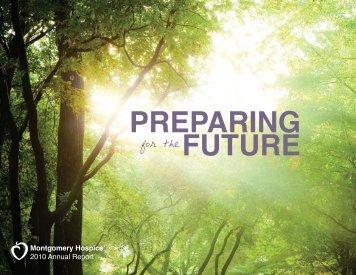2010 Annual Report - Montgomery Hospice