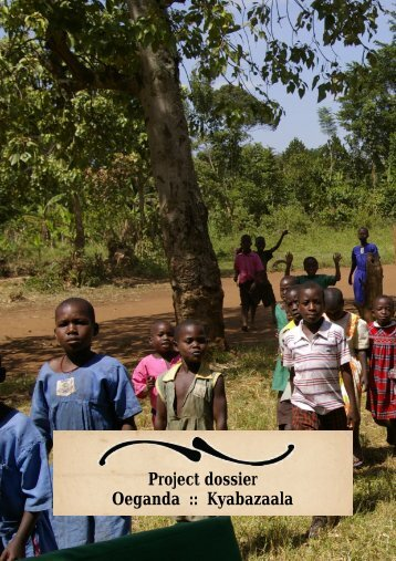 Project dossier Oeganda :: Kyabazaala - Livingstone