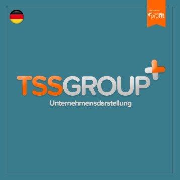 TSS GROUP Unternehmensdarstellung