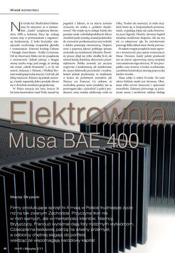 Firmy produkujące sprzęt hi-fi mają w Polsce trudniejsze ... - Audiofast