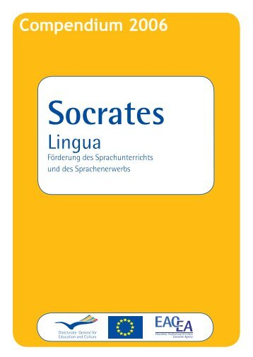 Socrates - EACEA - Europa