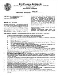 2012-2-24 CPC Determination Letter – Hollywood CPU - Ron Kaye LA
