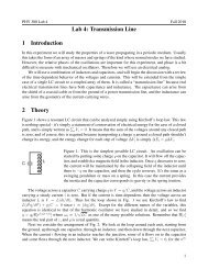 Lab 4 - Ultracold Atomic Physics
