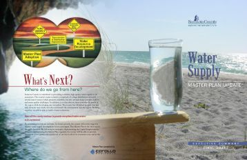 Water Supply Master Plan Update Executive Summary DRAFT