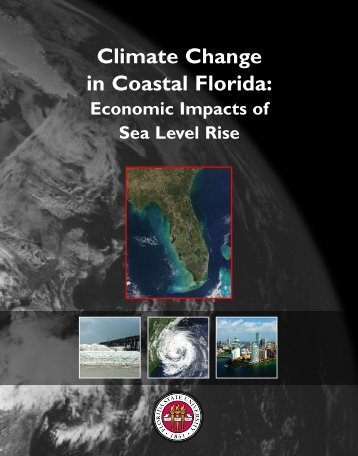 Climate Change in Coastal Florida: Economic Impact of Sea Level