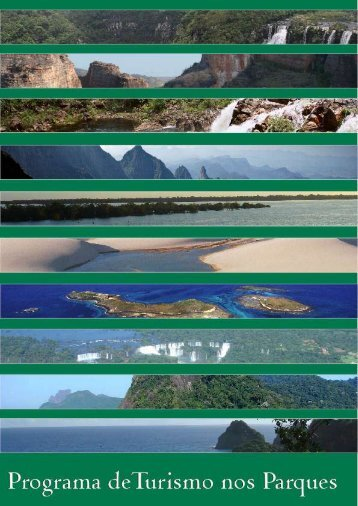 Programa de Turismo nos Parques - Ministério do Meio Ambiente